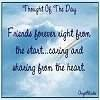 Click to send a Thought of the Day Card from AngelWinks